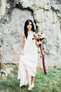 Bądź w dniu ślubu taka jaka chcesz.